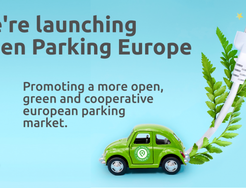 Launching Openparking.eu
