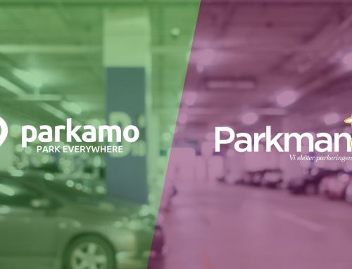 The parking app Parkamo – Park Everywhere – signs agreement with Parkman