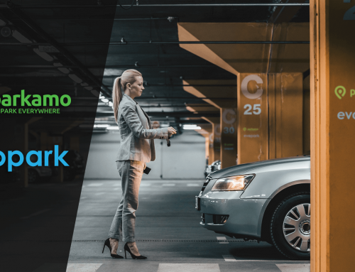 Parkamo and evopark start cooperation